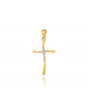 Krzyżyk złoty